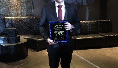 Evento premiação visto EB5 em Los Angeles